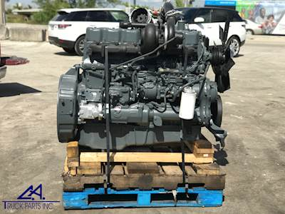 1983 Mack E6 Engine