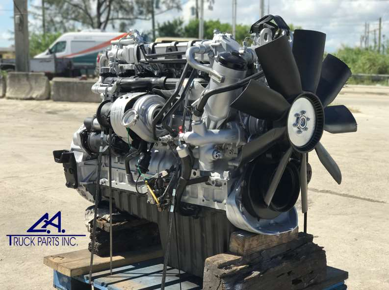 2005 Mercedes-Benz OM460 Diesel Engine For Sale | Opa ...
