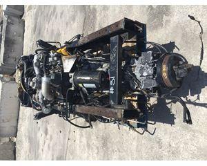 Nissan TD42T Engine