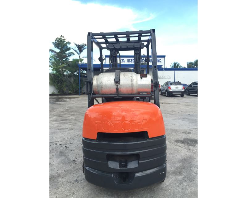 Toyota 52 6fgcu30 Forklift For Sale Opa Locka Fl 26 Mylittlesalesman Com
