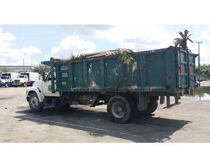 Ford F Series Medium Duty Dump Truck
