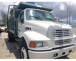 2001 Ford Sterling Acterra Municipal Dump Truck