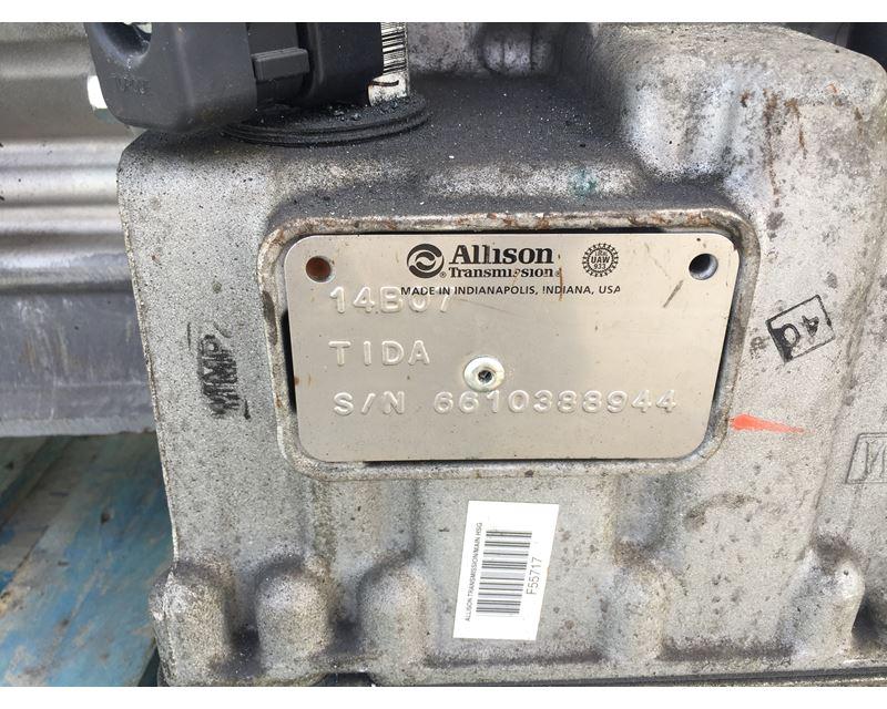 Allison 4700RDS Transmission