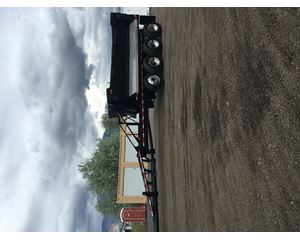 Clement 4 axle Dump Trailer