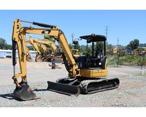 Caterpillar 305C CR Excavator
