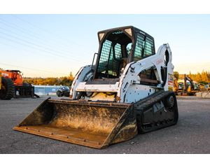 2010 Bobcat T190 Skid Steer Track Loader