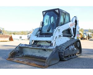 2011 Bobcat T190 Skid Steer Track Loader