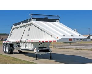 PCI Manufacturing Solutions Bottom Dump Semi Trailer