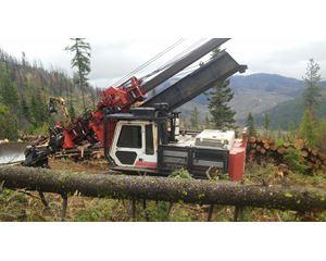 Link-Belt 3400C11 Logging / Forestry Equipment