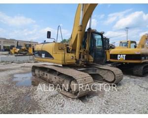 Caterpillar 325CL LR Crawler Excavator