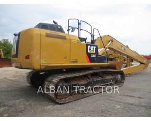 Caterpillar 336EL LR Crawler Excavator