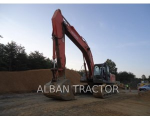 Hitachi ZX350LC-3 Crawler Excavator