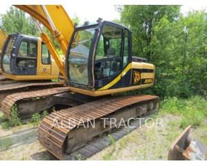 JCB JS200L Crawler Excavator