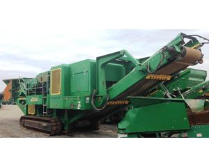 McCloskey C44 Crushing Plant