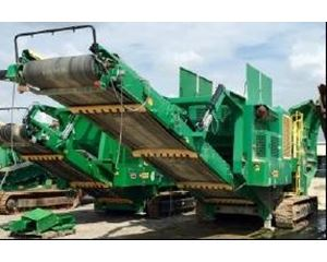 McCloskey I54 Crushing Plant