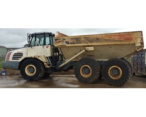 Terex TA30 GEN7 Articulated Truck