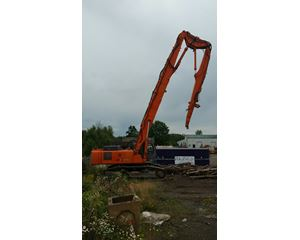 Hitachi ZX450 LC Demolition Equipment