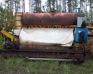 Oil Heater Asphalt Heater
