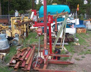 Platform Lift Bucket / Boom Truck