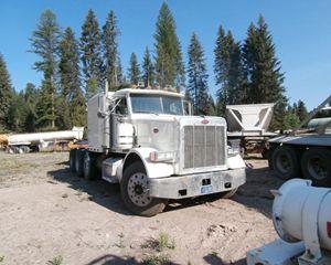 Peterbilt 378 Truck