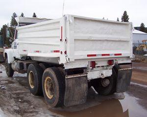Ford LT9000 Dump Truck