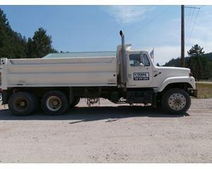 International ZZZ Dump Truck