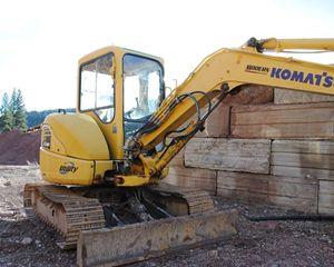 Komatsu PC45MR Excavator