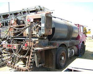 GMC Etnyre Truck