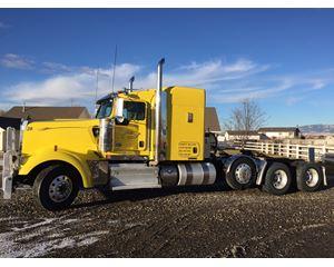Kenworth W900L T/A Truck Tractor Truck