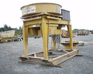 Barmac Rotopactor MKII Crushing Plant