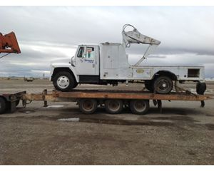 International Trucks 1724 Service / Utility Truck