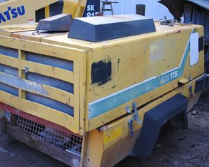 Atlas-Copco ACR 175 Air Compressor