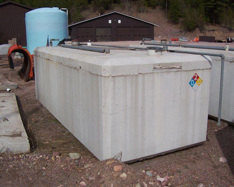 Cretex Midwest Storage Tank