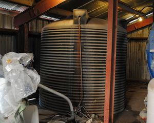 Water 2000 Gal Storage Tank