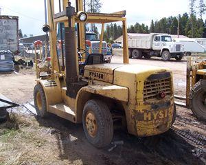 Hyster Fork-lift Forklift