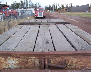 Birmingham 20-ton tandem tilt bed Tilt Bed Trailer