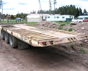 Trailmax TRD54T Tilt Bed Trailer
