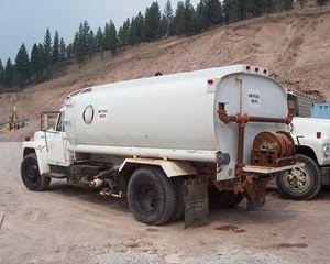International Water Truck