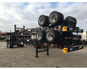 CIMC 40 Light Weight Container Trailer Chassis