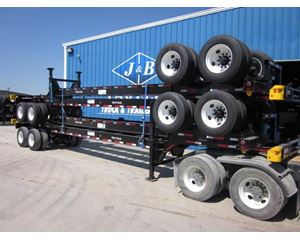 CIMC Container Trailer Chassis