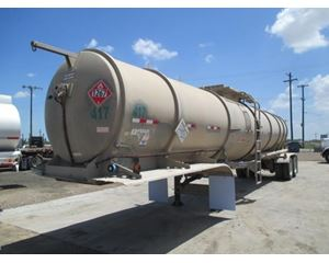 Polar Crude Oil Tank Trailer