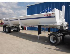 Ranco Light Weight End Dump Semi Trailer