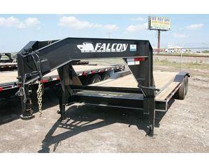 Falcon L1202 Flat Utility Trailer