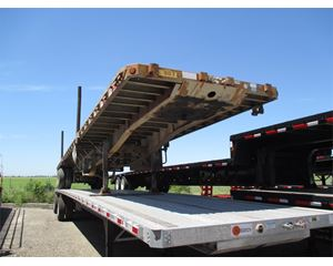 Lufkin Flatbed Trailer