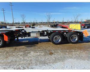 Aspen 20 Ton Hydraulic Relief Booster Lowboy Trailer