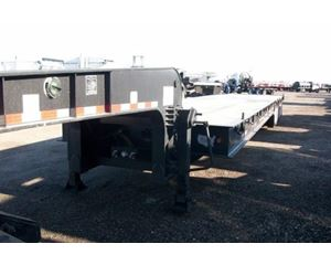 Wade 60 ton 4 Axle Oilfield Tail Roller Oil Field Trailer