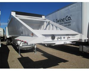CPS SBD-240 Semi-Bottom Dump Trailer