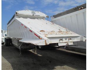 CPS SBD-240 Semi-Bottom Dump Trailer