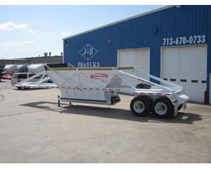 DURA HAUL XLS Semi-Bottom Dump Trailer