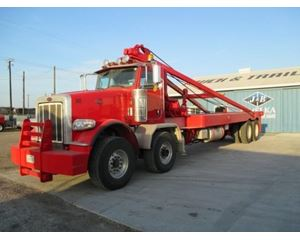 Peterbilt 367 Winch / Oil Field Truck